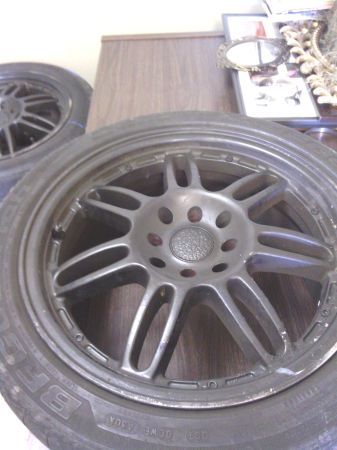 4 lug universal rims for sale cheap - $165 (west Monroe)