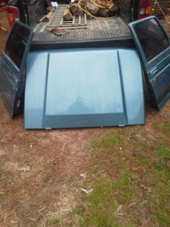 Suzuki Samurai body parts - $200 (West Monroe)