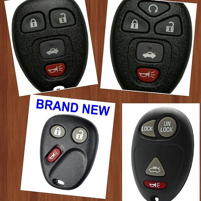 Car locksmith Car Remotes Car Keys We have it