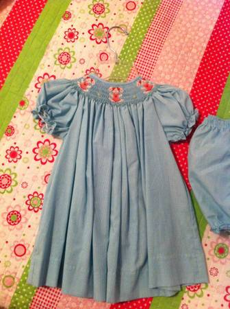 Easter smocked dresses  -   x0024 20  West monroe