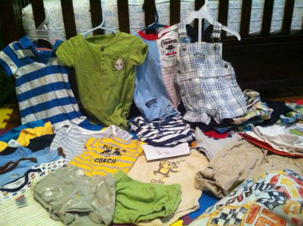 baby boy clothing 3-6 months -   x0024 22  Monroe