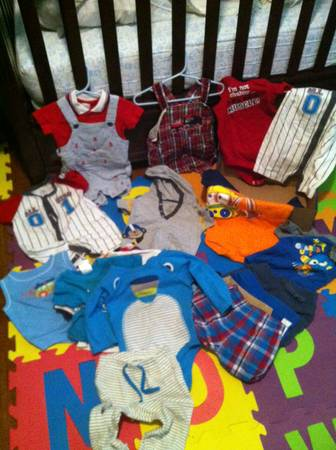 baby clothes boy 6-9 months -   x0024 20