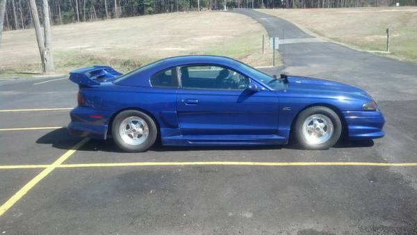 500 HP Mustang need gone FAST - $7500 (Monroe, LA)