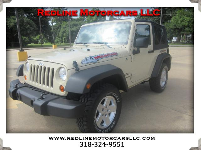 18 989  2011 Jeep Wrangler Used Car Lot LA