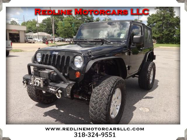 25 423  2012 Jeep Wrangler Used Car Lot