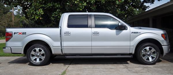 2010 Ford F150 FX2 - $27000 (Sterlington LA)