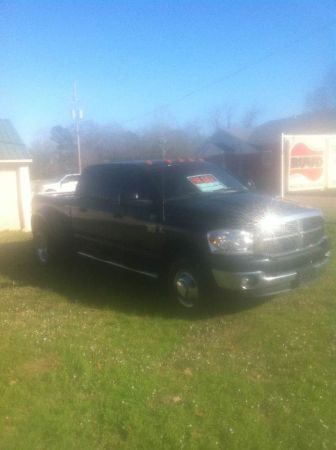 2007 dodge cummins - $27000 (sibley,la)