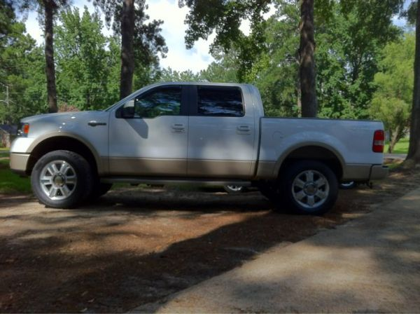 F150 King Ranch - $22000 (Ruston)