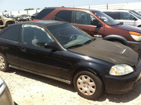 1998 Honda Civic - $1200 (Monroe)
