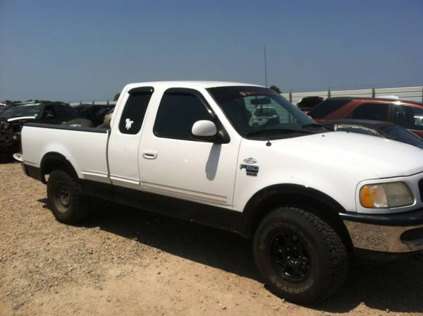 1998 ford f150 xcab 4x4 fore sale - $2200 (Monroe)