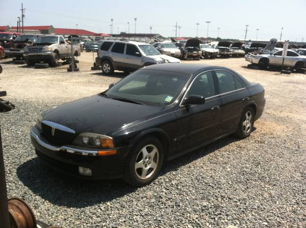2000 Lincoln LS needs alternator - $2000 (Monroe)