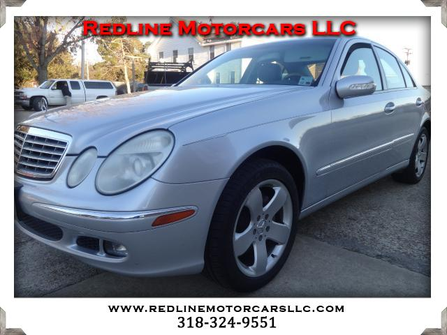 8 986  2006 Mercedes-Benz E-Class Used Car Lot