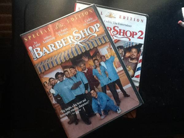 BarberShop DVD 1  amp  2 -   x0024 20  Ruston  La