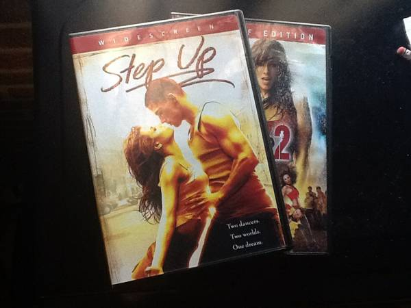 Step Up DVD s 1  amp  2 -   x0024 15  Louisiana Tech University