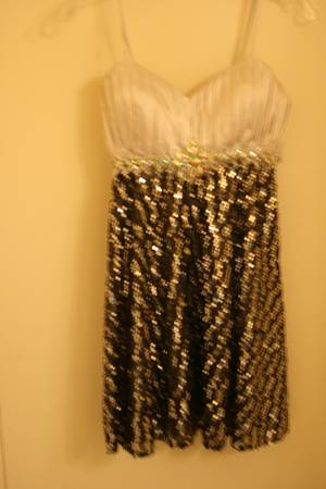 short formal dress size 2 - $50 (monroe, la)