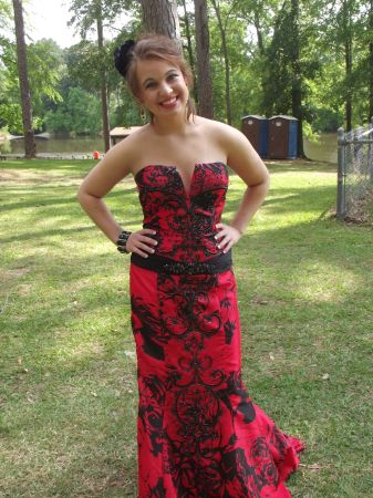 Gorgeous Prom Dress - $125 (USA)