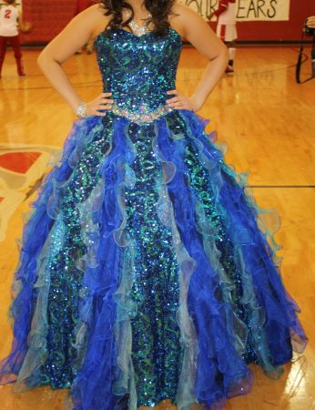 Prom Dress - $475 (Jonesboro, Louisiana)