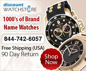 Discount Watches  Unbeatable prices - free shipping