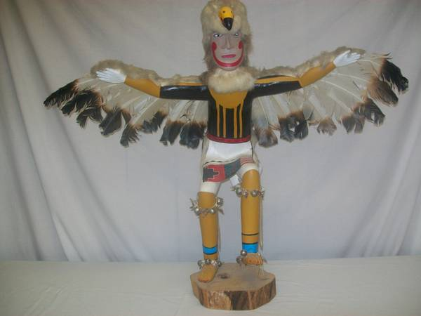 25 Eagle Dancer Kachina Doll - $550 (West Monroe)
