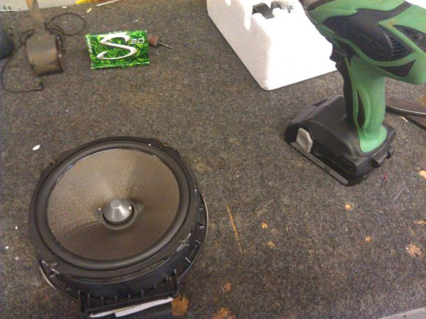 Pioneer avhp4400bh all other system components in my car for sale (West Monroe)