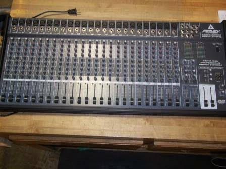 24 Channel Mixer - $300 (Columbia, LA)