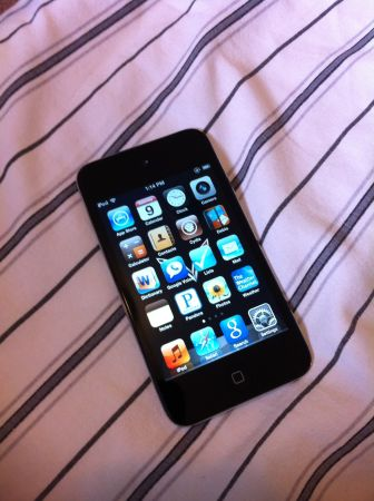 Mint Condition iPod touch 8GB 4th Gen - $170 (Monroe)