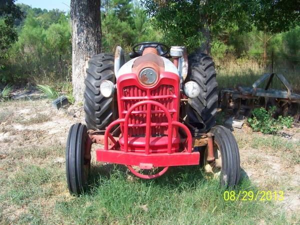 601 Ford Tractor Diesel : Ford tractor for sale