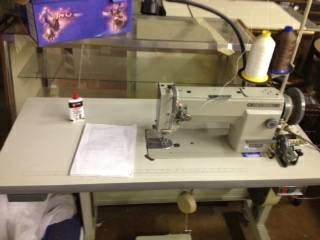 Leather Sewing Machine - $1700 (Ruston, LA)