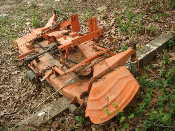 Kubota 5 ft Belly Mower - $500 (West Monroe, La)