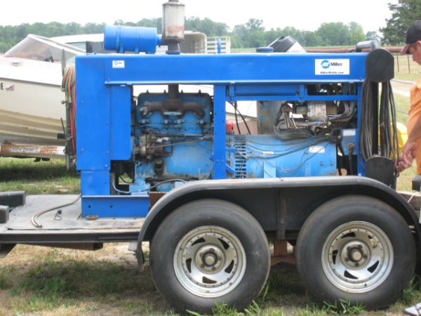 For Sale Miller 350D WildCat Welder - $5000 (Rayville, LA)