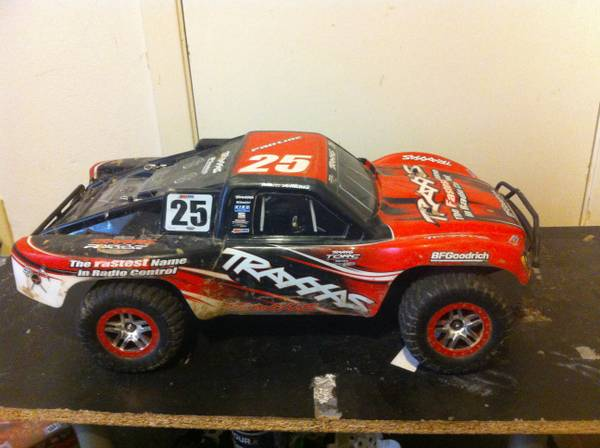 Traxxas Slash 4wd with Velineon Vxl -   x0024 250  Monroe