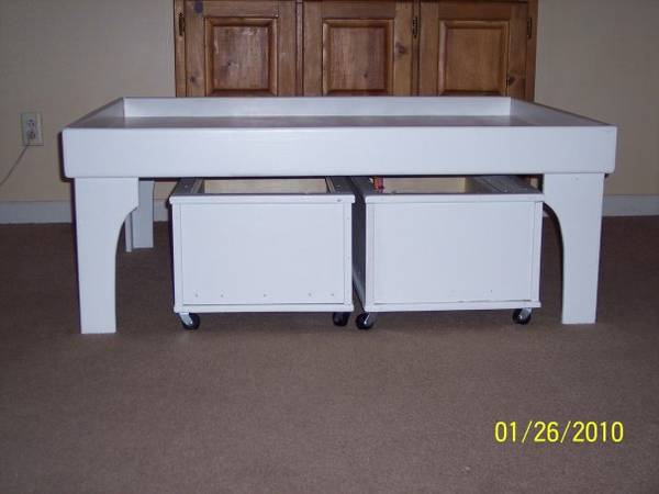 Play table -   x0024 150  west monroe