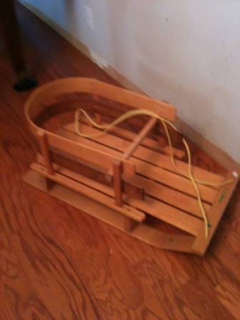 LL Bean Child s sled -   x0024 40  Monroe