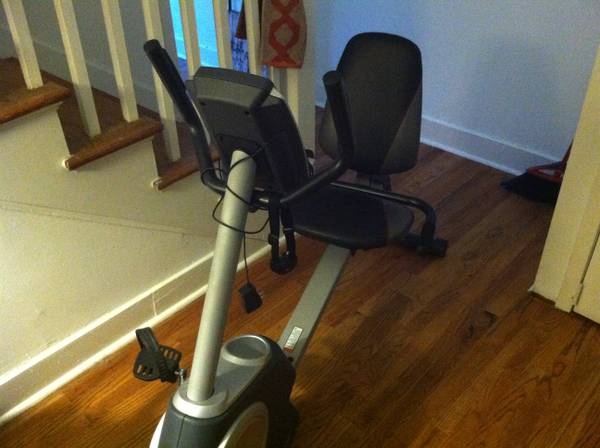 Pro-Form Stationary Bicycle exercise Under warrante New Iphone plug in - $100 (Monroe, LA)