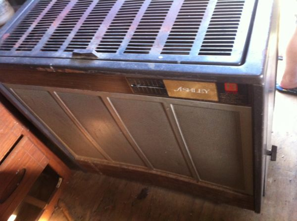 Ashley wood heater for sale for 16x80 interior door