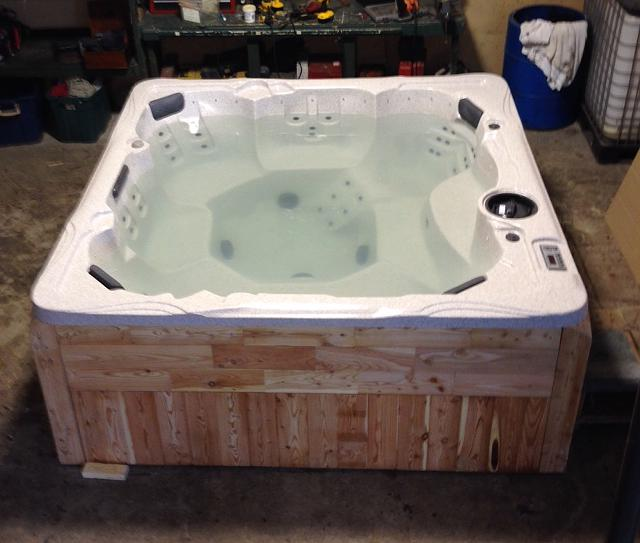 Swim Spas custom made in PA  USA Buy Factory direct and Save