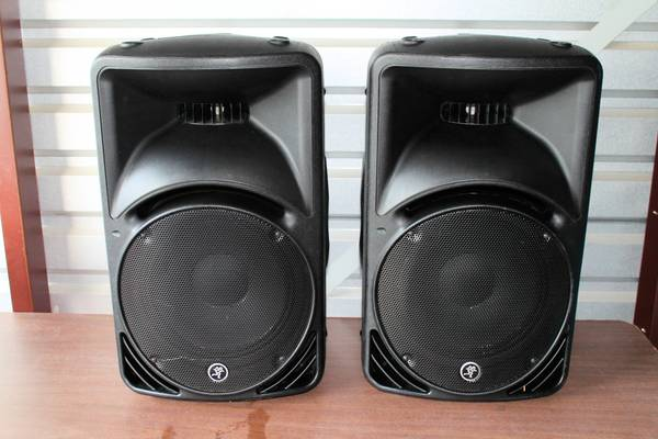 MACKIE SRM450v2 POWERED SPEAKER - PAIR - $675 (JACKSON MS)