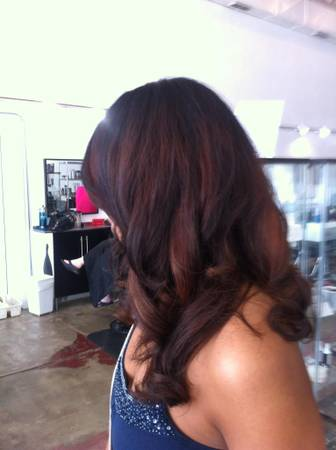 Hairstylist (bossier city)