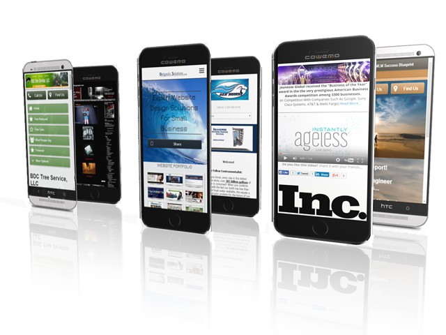 Free Mobile Website Get Yours Today