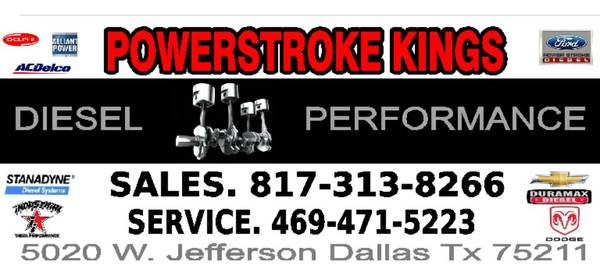 POWERSTROKE KINGS  Dallas