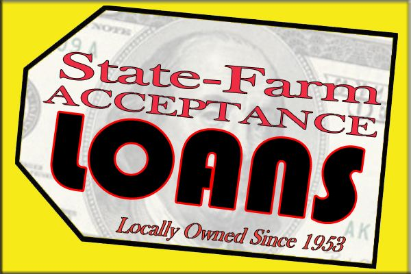 CAR LOAN SERVICE - by State-Farm Acceptance ( shreveport )
