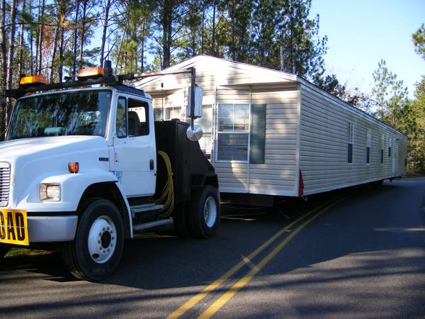 Mobile Home Moving  east texas