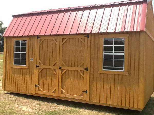 GRACELAND PORTABLE BUILDINGS (31 EAST TYLER TEXAS )