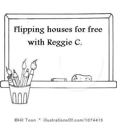 Flipping houses for free with reggie c