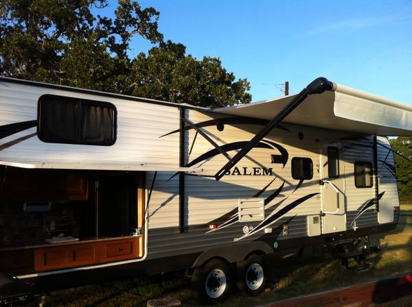 RV Rental with lot for A amp M football games  College Station