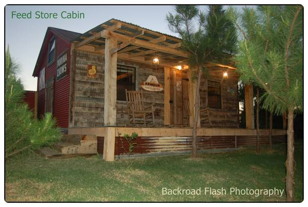Blue Gill Lake Cabin  near Canton Tx