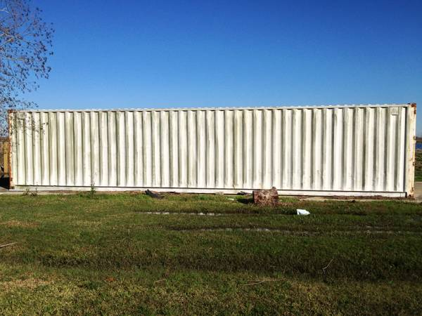 CARGO CONTAINERS  Lake Charles
