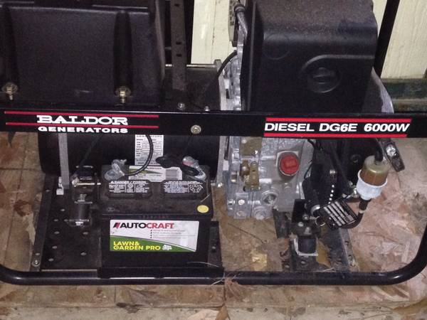 Diesel generator for horse trailer -   x0024 1  Nacogdoches