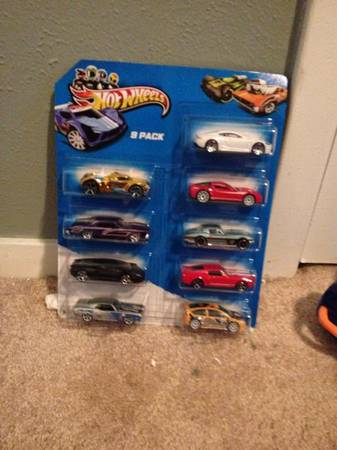 Hot wheels 9 pack -   x0024 10  Denton tx