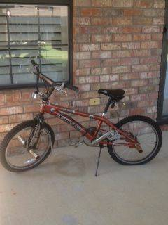 Boys Mongoose Wildcard Bike - $50 (Longview, TX)